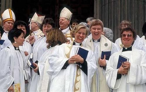 женское священство